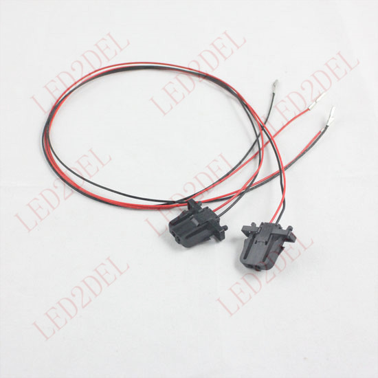 50cm OEM LED Door Warning Light extension Wire harness Cable For VW Golf Jetta MK5 aliexpress com buy 50cm oem led door warning light extension For Ford 302 Fuel Injection Wiring Harness at reclaimingppi.co