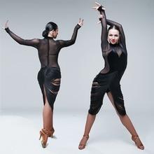 Sexy latin kleider für tanzen frauen latin dance kleid quaste dance kostüme für pole dance kleidung body party kleid jazz