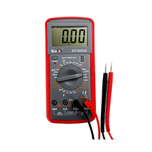 цены Kaisi Multimeter LCD Digital Handheld Professional Electrical Capacitance Table Digital Automatic Range Tester Accurate Ammeter