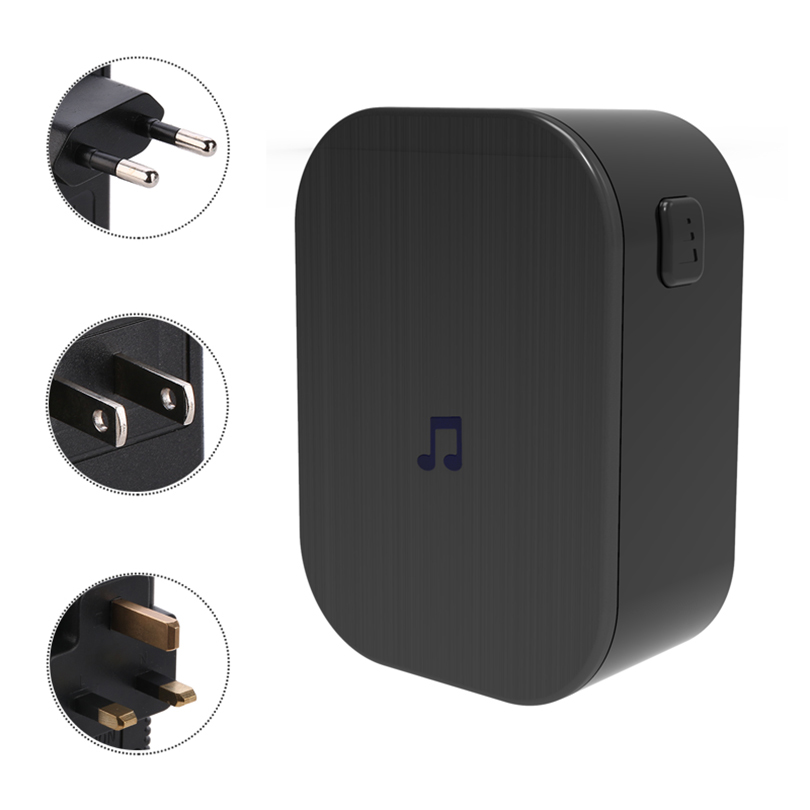 Smart IP 1080P Phone Door Bell Doorbell Camera For