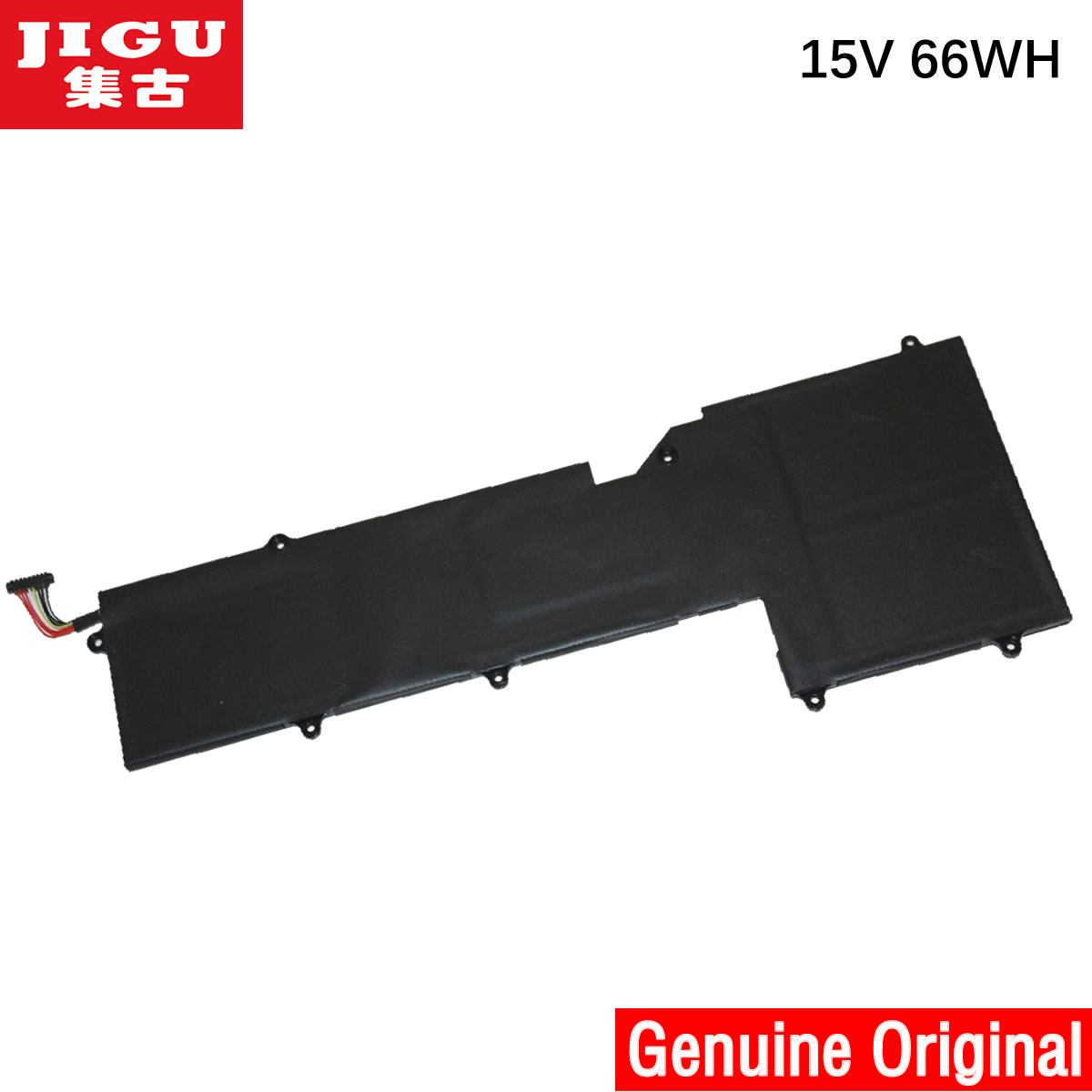 JIGU laptop battery C41N1337 FOR Asus Portable AiO PT2001 jigu original new 66wh 15v c41n1337 battery for asus portable aio pt2001 19 5 inch batteria batteries high quality