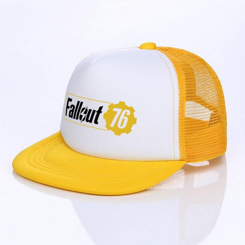 Pip boy Fallout 76 Baseball Cap America Fallout Shelter Dad Hat ... 897dd82c1dc6