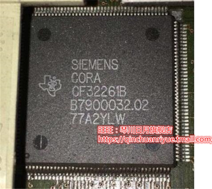 10pcs CF32261B CF322618 QFP new 10pcs new f71863fg 71863 qfp 128 ic chip