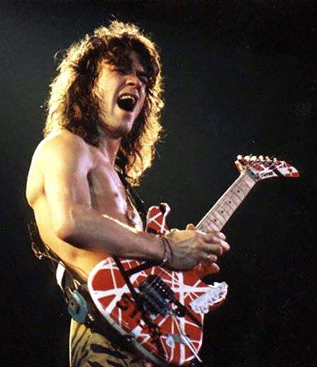 2019 New Factory Kram EVH 5150 electric guitar Ed Van Halen