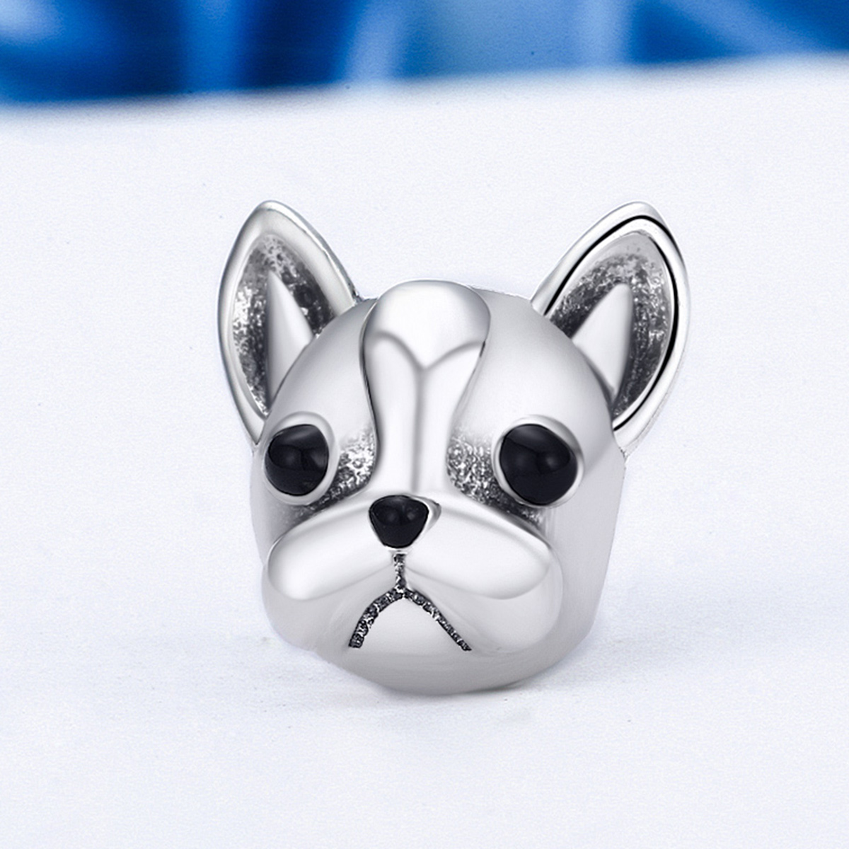 2018 Authentic 925 Sterling Silver Chihuahua Dog Charm Bead Fit Pandora Bracelets Bangles Women Diy Gift Jewelry In Beads From Accessories On