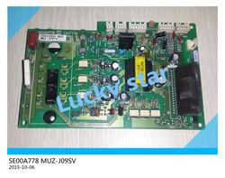95% new for Air conditioning computer board circuit board Module Frequency Board SE00A778 MUZ-J09SV good working
