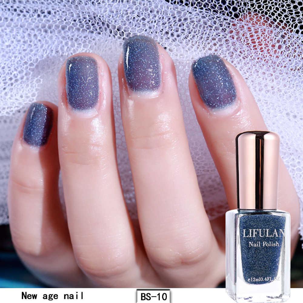 12 ML Professionele Nieuwe Mode Nagellak Art voor Vrouwen Translucent BK Merk Zoete Kleur Jelly Nail Art Polish