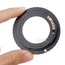 Электронный чип 9 AF подтвердите M42 Крепление объектива адаптер для Canon EOS 5D Mark III 5D3 5D Mark II 5D2 6D 70D 80D 650D 750D 700D