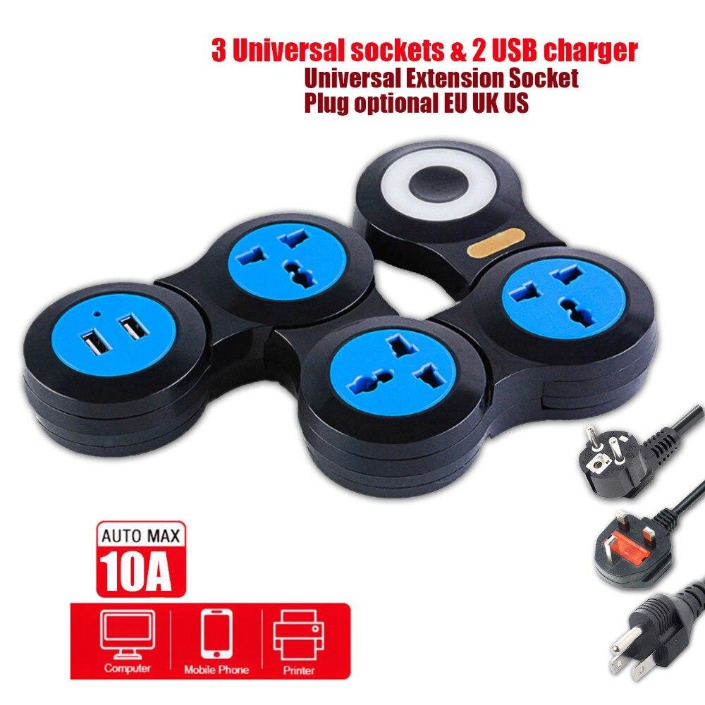 345-Position et USB modifiable universel voyage multiprise type de prise de courant pour lue UK US AU345-Position et USB modifiable universel voyage multiprise type de prise de courant pour lue UK US AU