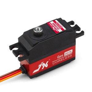 Image 2 - JX PDI 2535MG 25g dengrenage métallique numérique sans noyau, pour RC TREX alignement 450 500 ALZRC Devil 420 380 505, hélicoptère à aile fixe