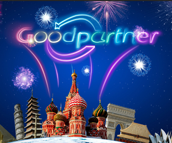 Payment Channel of Goodpartner Official Store 2019-01-24