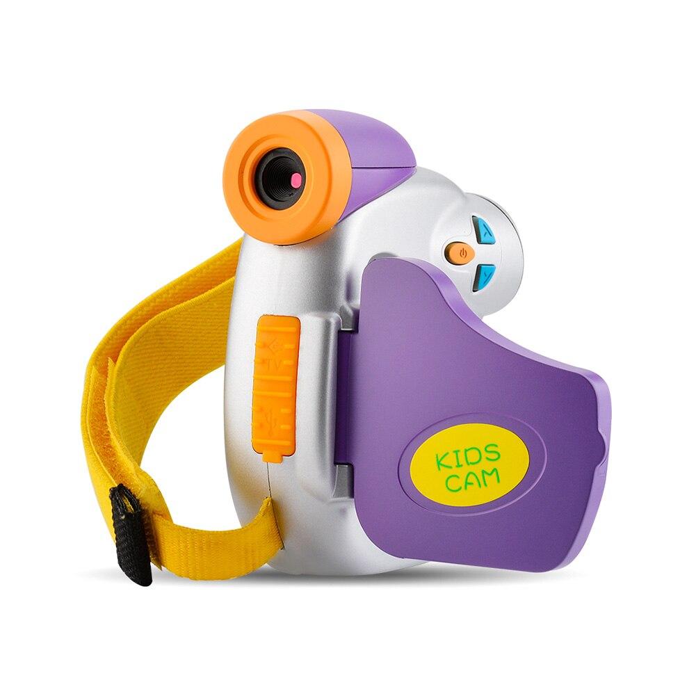 Caméra enfants DVC-7CAM enfants vidéo numérique 5.0 méga caméra haute définition enfants cadeaux d'anniversaire YH-17