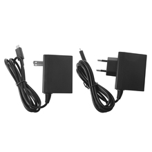 2.6A AC Travel Home Charger Power Adapter Abastecimento EUA Plug UE Para Nintendo Interruptor