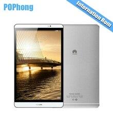 Global ROM Huawei MediaPad M2 8.0 Tablet PC 32GB/64GB ROM Kirin930 Octa Core Android 5.1 3G RAM 8.0 inch 1920X1200 S