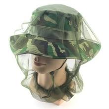 Midge Москитная шляпа от насекомых, жук, сетка для головы, защита для лица, для путешествий, кемпинга, путешествий, альпинизма, кемпинга, рыбалки, пчеловодов, горячая распродажа