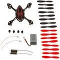 Высокое Качество FPV Quadcopter Hubsan X4 H107C Запчасти Аварии Пакет Черный и Красный Игрушки Оптовая Бесплатная Доставка