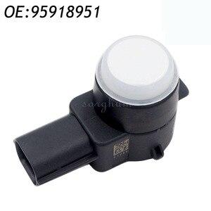 Image 3 - 4 ADET PDC Yedekleme Ters Park Mesafe Kontrol Sensörü G M VW Golf 95918951 0263013646