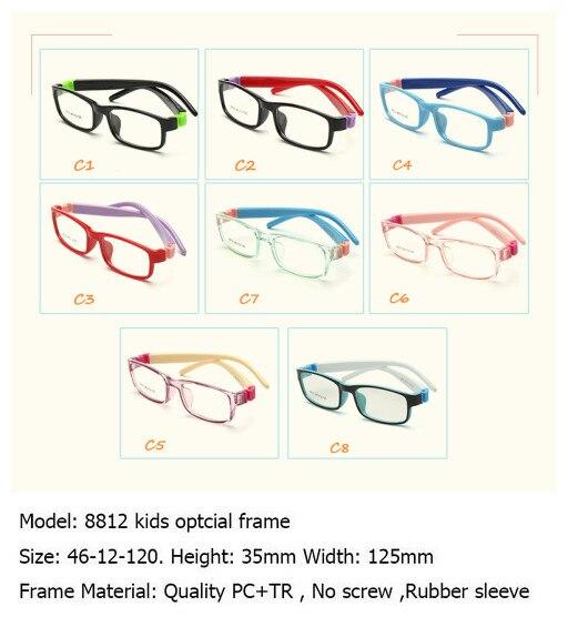 TR Brillenglazen Kinderbrillen Brillen Optische glazen - Kledingaccessoires - Foto 6