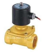 1.5 »Электрический Электромагнитный Клапан в ПОСТОЯННОГО тока Нормально Открытый Модель 2WT400-40