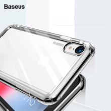 Baseus Luxury Phone Bag Case For iPhone Xs Max Xr X S R Xsmax Coque Clear Soft TPU Silicone Back Cover iPhonex Fundas Shell