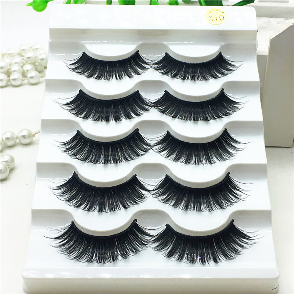 56bb63c685c 1 Case Silk Fiber Eyelashes Extension Individual Mink Eyelash Extension  Natural Thick Soft Lashes Extension For Professionals