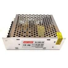 Chất Lượng cao AC để DC Chiếu Sáng Biến Áp Cung Cấp Điện 12 V 10A DẪN Chuyển Đổi Lái Xe 120 Wát cho LED Strip Lights Đèn TỰ LÀM Bóng Đèn