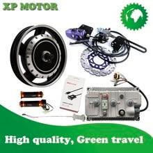 QS273 4000W 72V V3 16 дюймов электродвигатель мотоцикла преобразования Наборы