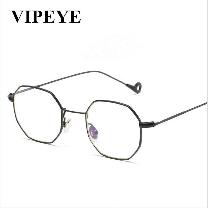Ausdrucksvoll Oval Gläser Rahmen Frauen Männer Retro Klar Spiegel Brillen Dekoration Brillen Für Unisex Y6660 Bekleidung Zubehör Brillenrahmen