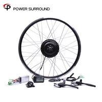 Электрический велосипед 36v250w Bafang передний/задний Электрический велосипед конверсионный комплект бесщеточный концентратор Моторс 20 ''26'' 28''