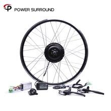 Электрический велосипед 36v250w Bafang передний/задний Электрический велосипед конверсионный комплект бесщеточные моторы-колеса 20 »26» 28»Motor Wheel