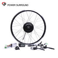 Electric Bicycle 36v250w Bafang Front/rear Electric Bike Conversion Kit Brushless Hub Motors 20'' 26'' 28''Motor Wheel