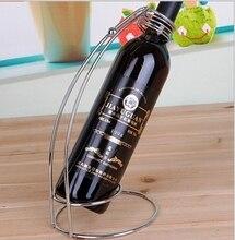 Kreative Mode Europa Stil Haushalt Holzweinflaschenregale Einfache Weinflasche Zubehör Weinflaschenhalter