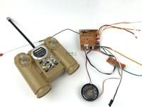 6CH 40/27MHZ Remote controller + Receiver for Mini RC Ca