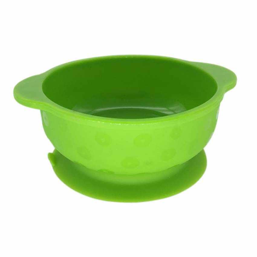 Crianças placa utensílios de mesa do bebê infantil otário tigela snack pratos copo de silicone criança criança alimentação comida tigela lanche recipiente de armazenamento