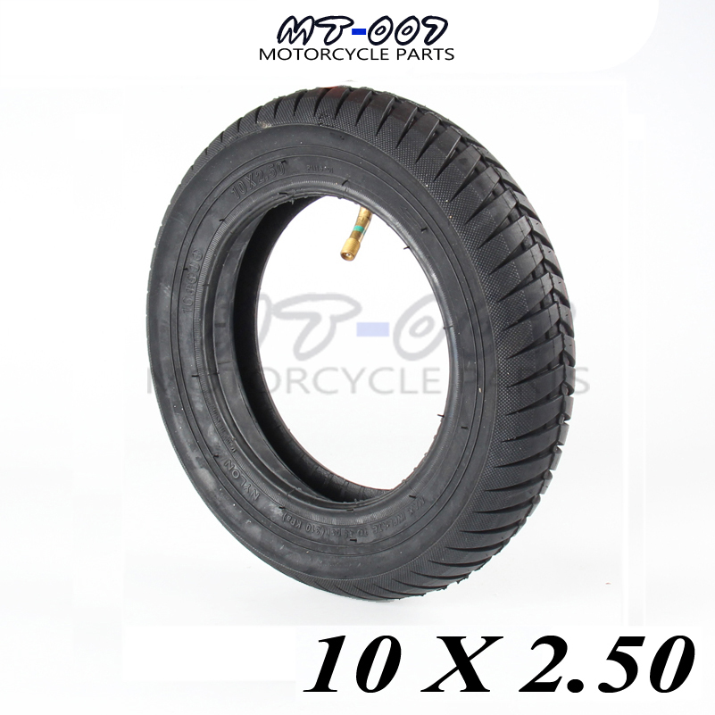 High quality SPEEDWAY <font><b>10*2.5</b></font> inch electric scooter Inner tube outer tube Explosion-proof <font><b>tires</b></font> Advanced <font><b>tire</b></font> Useful image