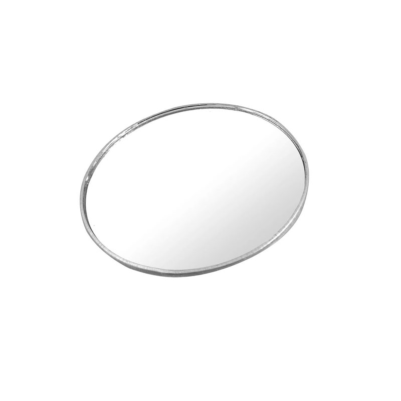 Zyhw Brand 3 Inch Round Convex Rear View Blind Mirrors