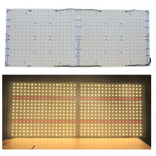 Led Grow Light Quantum Board Full Spectrum Samsung LM301B/LM561C 3000K Meanwell Driver DIY LED Plant for Veg/Bloom