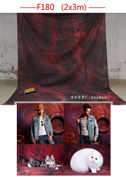 2X3M pro Tye-Die Muslin baby photographic Backdrop,camera fotografica,custom newborn backgrounds for photo studio F180