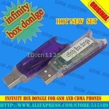 2017 La Más Nueva Versión Caja Infinito Infinity-Box Dongle Dongle infinito infinito clave para GSM y CDMA teléfonos cm2 dongle