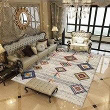 Alfombra de estilo persa para sala de estar, decoración del hogar, alfombra para dormitorio, sofá clásico, mesa de centro, alfombra para suelo, alfombras y alfombras clásicas para sala de estudio