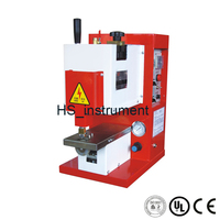 LZ 841 desktop hot melt adhesive machine / can be used for packaging / textile / toys / leather / zipper gluing machine