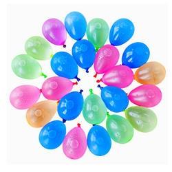 Забавные воздушные шары для воды игрушки волшебные летние пляжные вечерние воздушные шары с изображениями бомб для детей и взрослых детей