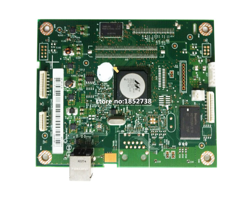 Original Laserjet Pro400 M401D 401D Formatter Board Logic Board Main Board CF148-60001 Printer parts on sale brand new printer spare parts logic board laserjet for hp175nw 175n 175a formatter board main board