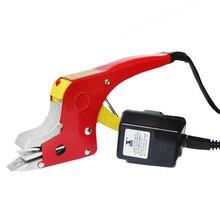 1 шт. 220V электрический двигатель для обвязки Инструмент сварки газовая горелка оборудование PP лямки ручная упаковочная машина для упаковки в Уплотнение Упаковочная Машина упаковщика