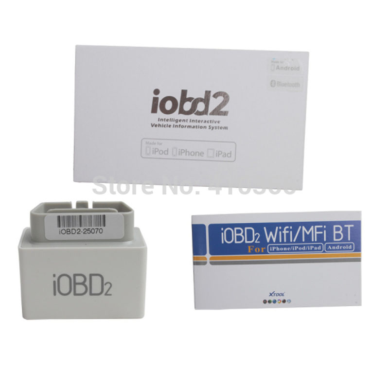 iobd auto diagnostic tool work  iphone  wifiwlan wifi obd wireless diagnostic scan code