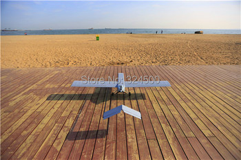 ARF Combo Package Including Motor ESC Servo Propeller Remote Control Electric Powered New Hugin 2.2m V-Tail Glider RC Airplane V