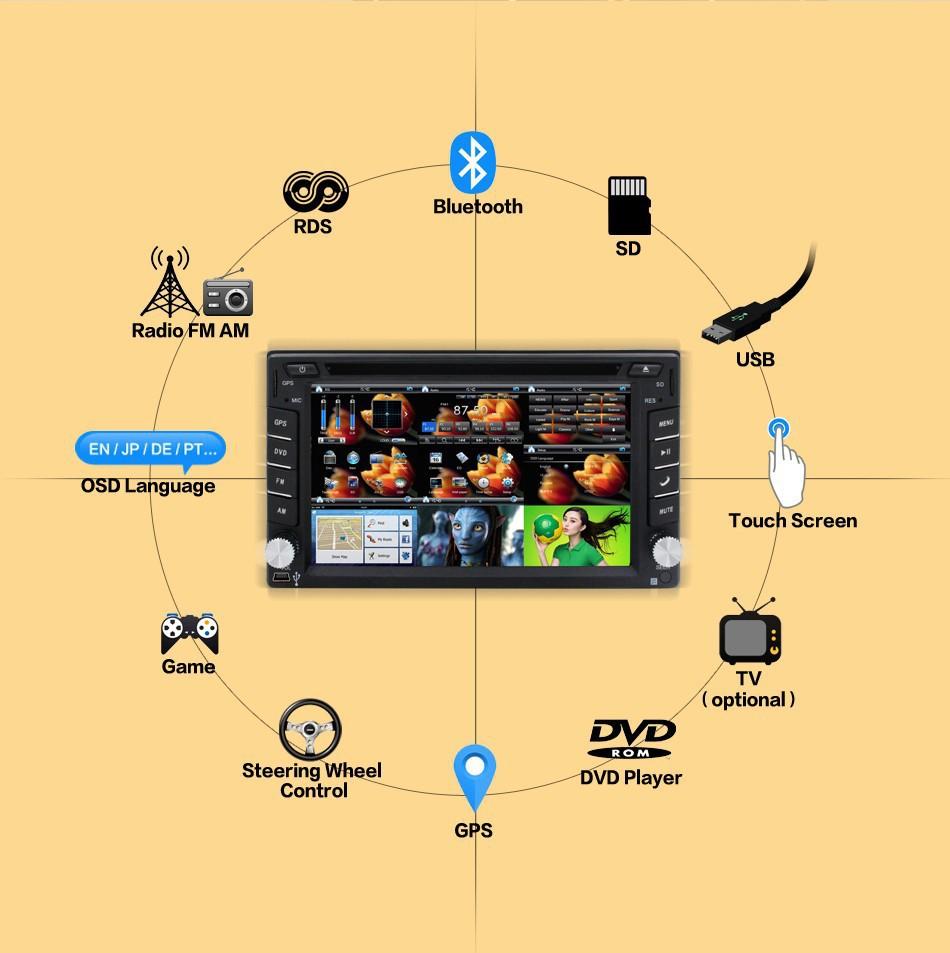 Bluetooth X-TRAIL nissan speler 4