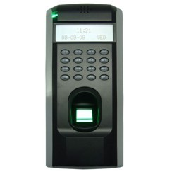 ZK F7 Software Biometric Fingerprint Access Control Attendance Time clock with TCP/IP SOFTWARE f807 biometric fingerprint access control fingerprint reader password tcp ip software door access control terminal with 12 month