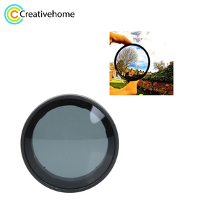 Image 1 - ND Filter For Xiaomi Yi 2 II 4k Sport Action Camera Xiaoyi 2 ND Filter Lens Protector For Xiaomi YI 4K Action Camera Accessories
