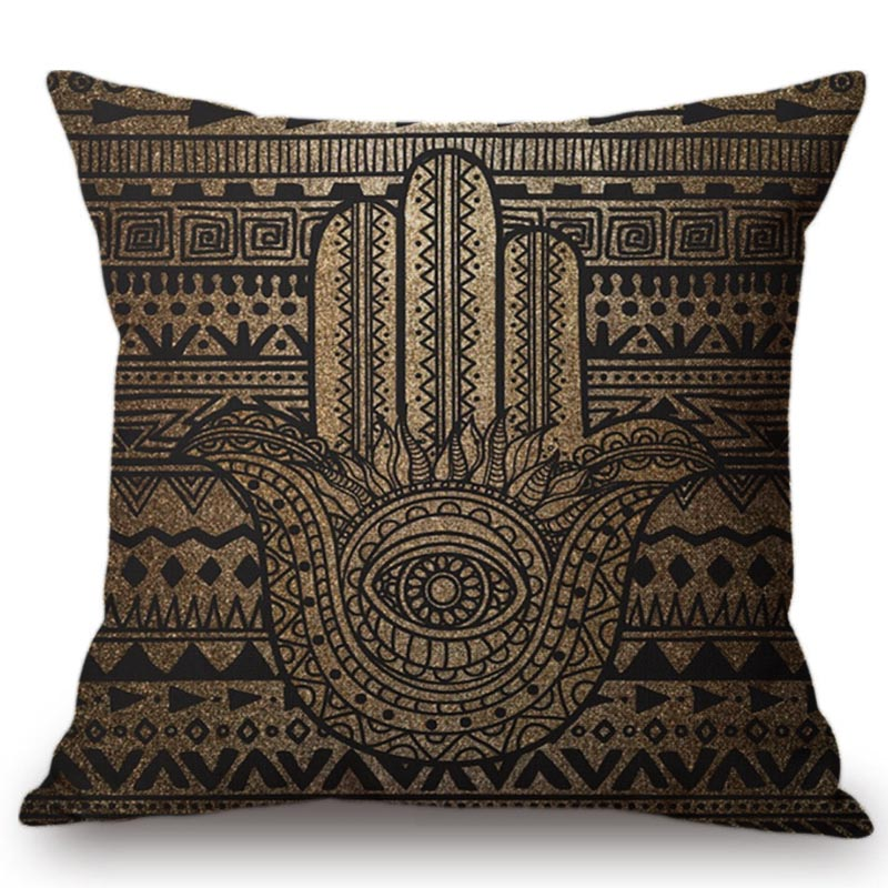 native-pattern-golden-hamsa-hand-canvas